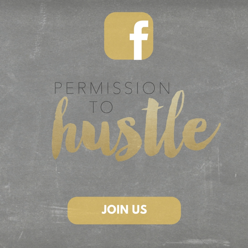 hustle facebook group